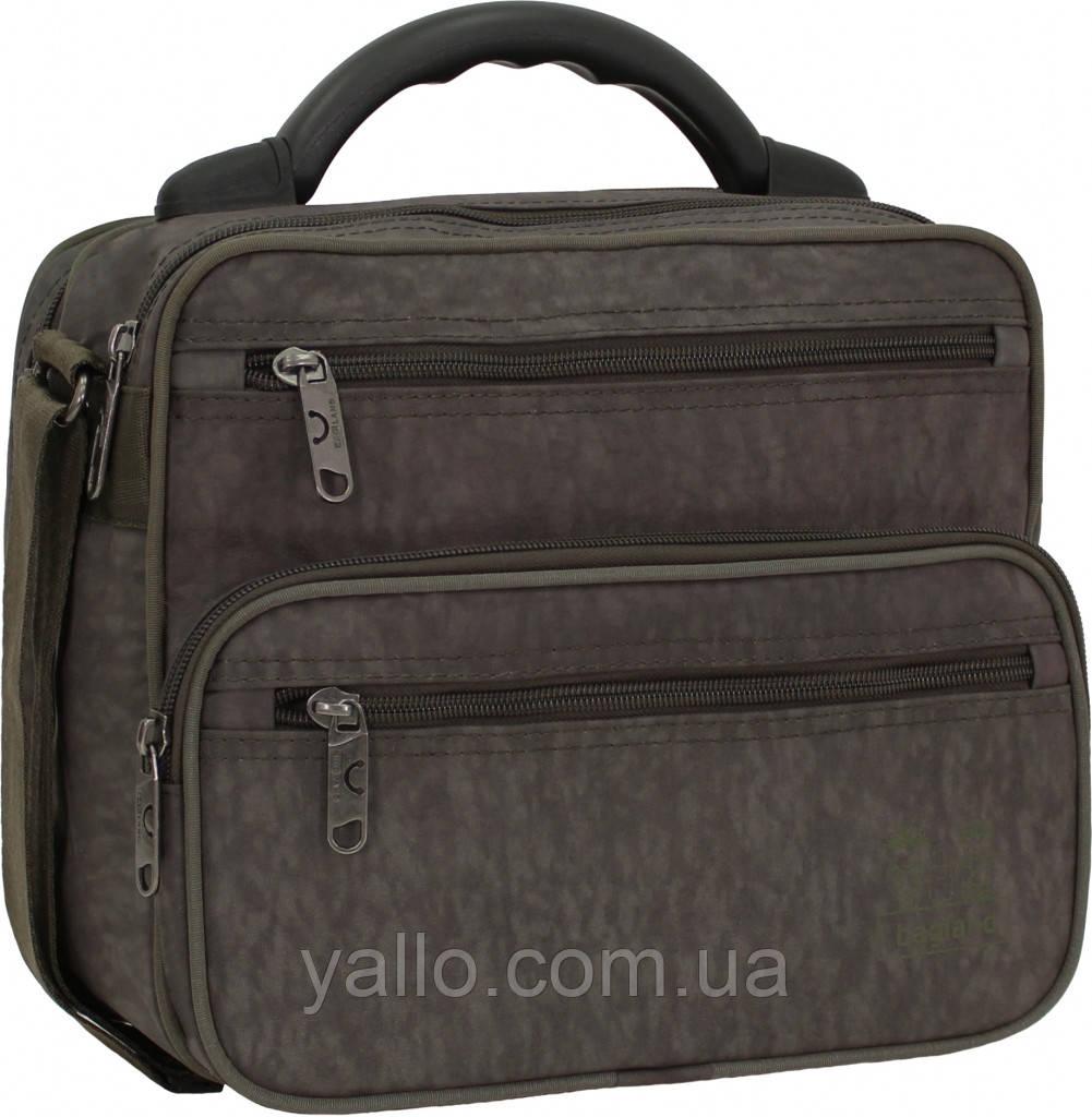 Мужская сумка Mr.Braun из плотной ткани