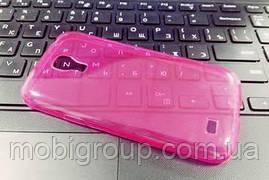 Силиконовый чехол 0,3 мм для Samsung S4 mini