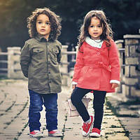 Мы знаем все о детской одежде. В нашем каталоге самые новые модели одежды оптом