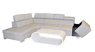 Стильний кутовий диван - Etna II (270х186 см), фото 2