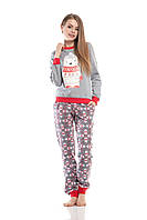 Пижама теплая ELLEN 099/001