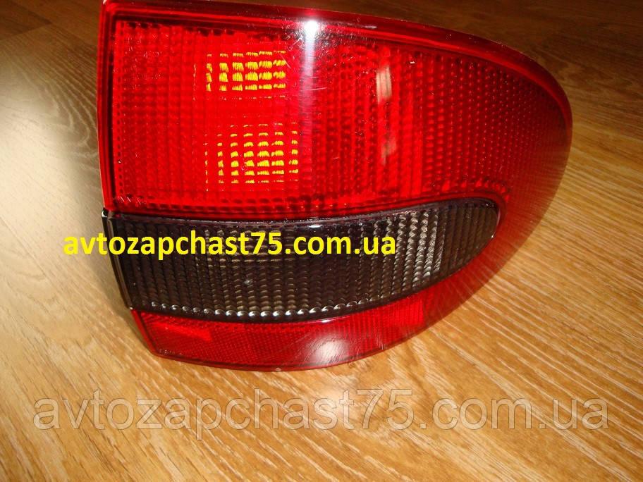 Фонарь Газ 3110, Газ 31105 задний правый боковой (внешний) производитель ОАТ Освар, Россия