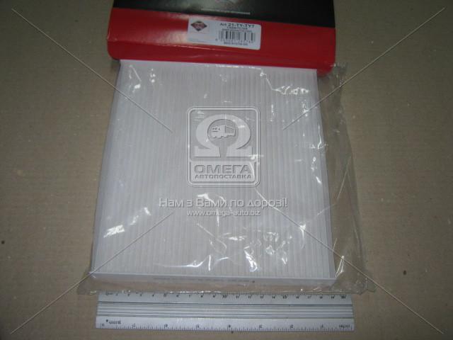 Фильтр салон TOYOTA AVENSIS (производство ASHIKA) (арт. 21-TY-TY7)