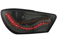 Задние фонари на Seat Ibiza 2008 Версия 3 двери