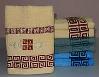 Банное полотенце махровое 140х70 см