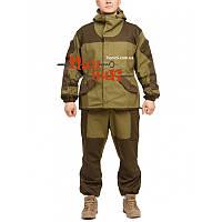 Горка костюм зимний Барс для охоты и рыбалки Хаки теплый мужской суконный