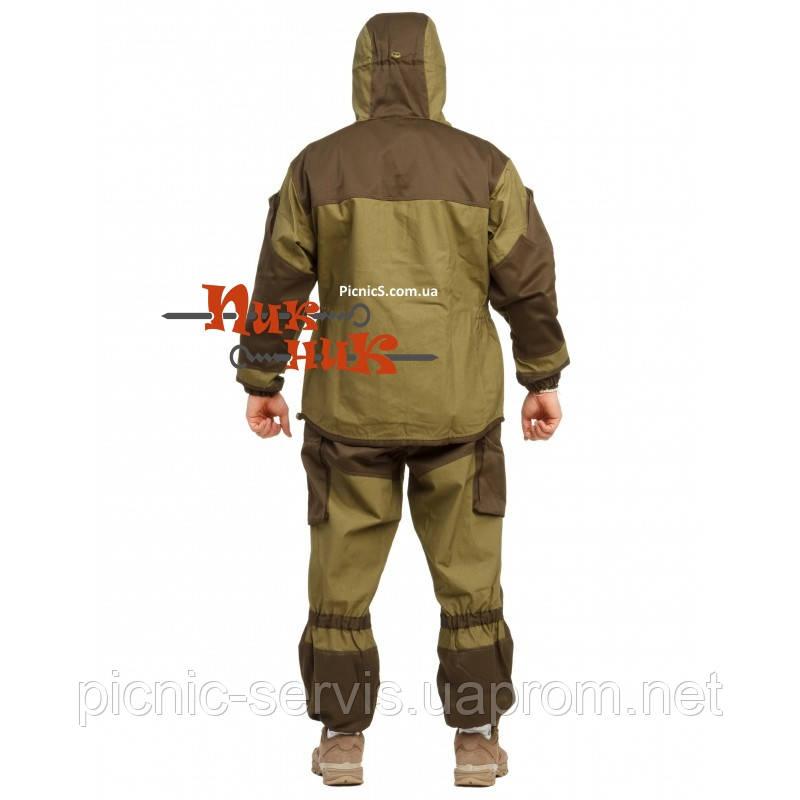 Горка костюм зимний Барс для охоты и рыбалки Хаки теплый мужской суконный fa9e215f5fab9