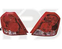 Фонарь задний прав. CHEVROLET AVEO 04-06 SDN/HB (T200), Шевролет Авео