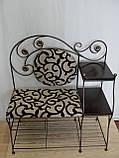 Набор кованой мебели в прихожую  -  023, фото 5