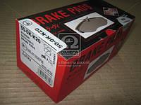 Колодка тормозная HYUNDAI ix55 (производство ASHIKA) (арт. 50-0K-K20), ADHZX