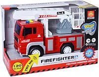 WY 550 C Пожарная машина музыкальная, инерция, свет HN