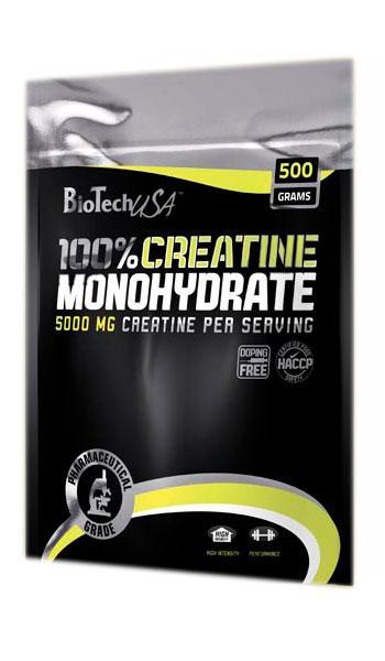 BioTech Creatine Monohydrate 500 g