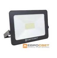 Прожектор EVRO LIGHT 30Вт 6500k STAND 170-240В 2400Лм