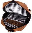 Женский кожаный рюкзак TUNONA SK2428-10 коричневый 6 л, фото 6