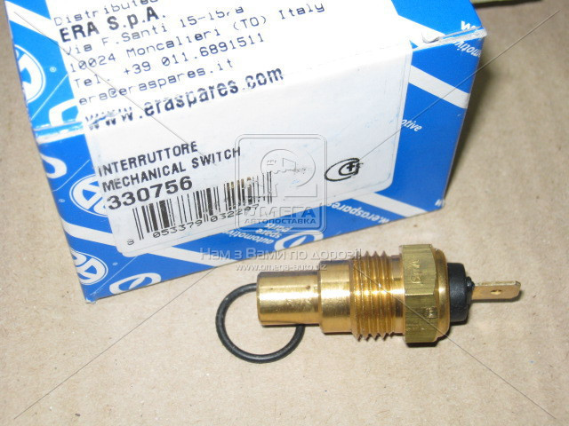 Датчик, температура охлаждающей жидкости (производство ERA) (арт. 330756)