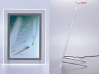 Рекламная табличка LED настольная / напольная