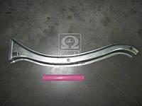Надставка внутренней панели боковины левая (не грунт.) (Производство ГАЗ) 3302-5401161