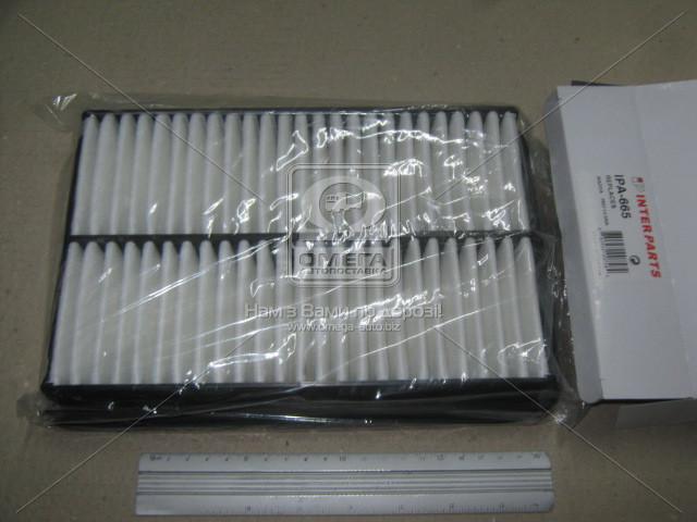 Фильтр воздушный MAZDA (Производство Interparts) IPA-665 - АВТОЗАПЧАСТЬ в Мелитополе