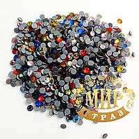 Стразы DMC Premium, цвет Color Mix, ss16 (3,8-4мм), горячая фиксация, 100шт