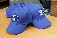 Компьютерная вышивка на кепках, бейссболках