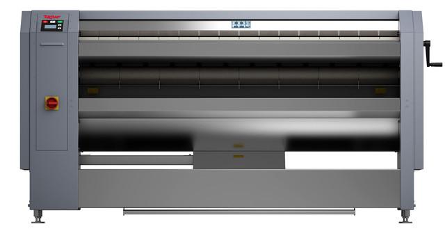 Промышленный гладильно-сушильный каток (каландр)  Unimac FCU 2080/320