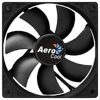 Вентилятор Aerocool Dark Force 12см Black (без подсветки)