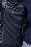 Чоловіча зимова куртка, чорного кольору., фото 6
