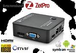 Cетевые NVR видеорегистраторы ZetPro