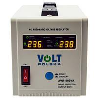 Стабилизатор напряжения Volt Polska AVR 500 VA