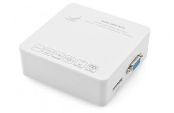 Mini NVR сетевой ip регистратор ZetPro ZTP-MVR6204