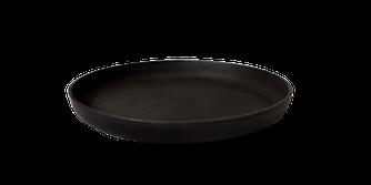 Чугунная сковорода d=200 мм, h=20 мм (для пиццы)