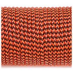 Миникорд FIBEX (2.2 mm), оранжевый черный wave #377-2