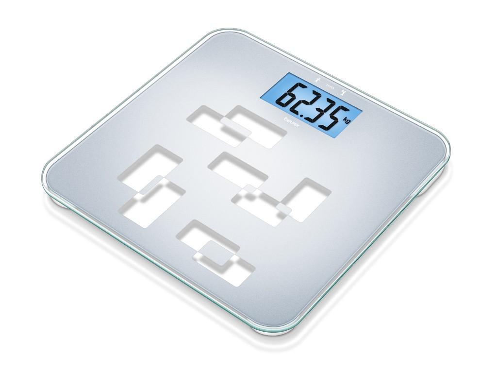 Весы напольные (дизайн-линия) GS 420 Tara, Бойрер (Beurer)