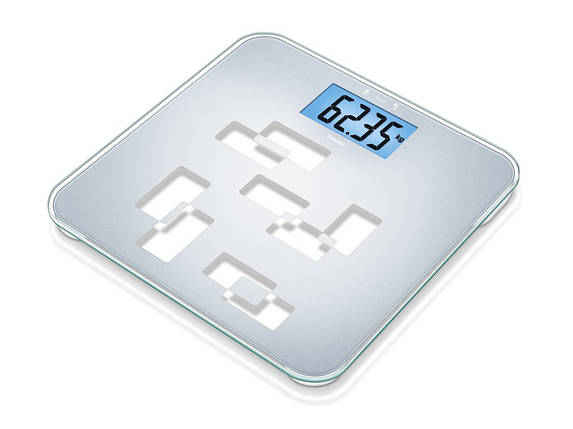 Ваги підлогові (дизайн-лінія) GS 420 Tara, Бойрер (Beurer), фото 2