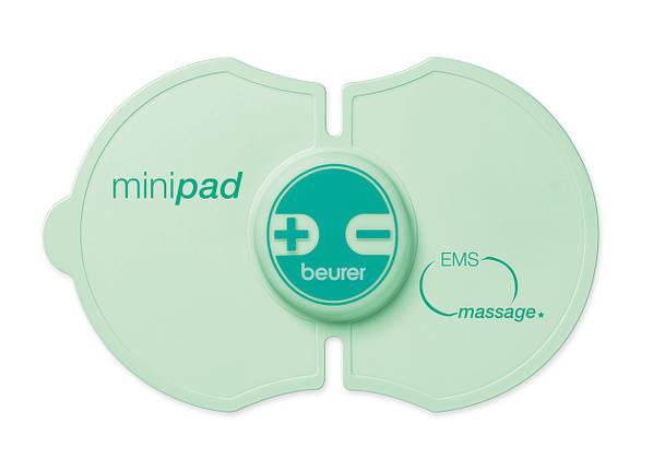 Електростимулятор (міостимулятор) для розслабляючого масажу EM 10 MASSAGE, Бойрер (Beurer), фото 2