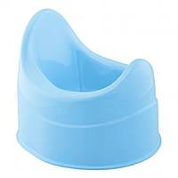 Chicco.Горшок детский, пластмассовый 18+ (05932.00) Голубой