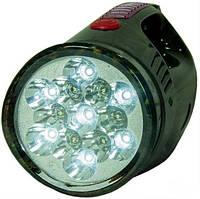 Ручной светодиодный фонарик YJ 2809 аккумуляторный  Акция!