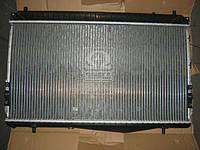 Радиатор охлаждения CHEVROLET LACETTI 1,6-1,8 (производство Nissens) (арт. 61633), AGHZX