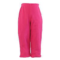 Штаны флисовые для девочки, модель BILLY, цвет fuchsia