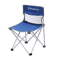 Стул складной Kingcamp «Compact Chair in Steel M» Blue