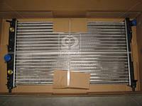 Радиатор охлаждения RENAULT MEGANE (02-)/ SCENIC (03-) (производство Nissens) (арт. 63769), AGHZX