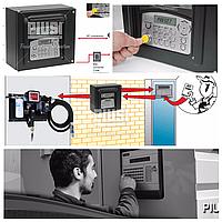 PIUSI MC BOX SYSTEM — панель управления С КЛЮЧАМИ (чипами) дозирующая для дизеля, бензина, керосина, масла
