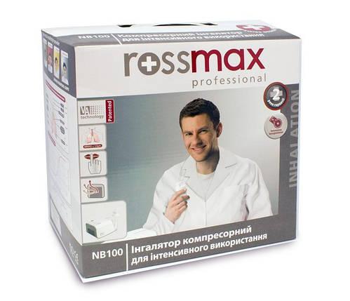 Ингалятор компрессорный Rossmax NB 100, Швейцария, фото 2