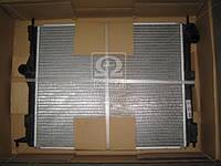 Радиатор охлаждения RENAULT LOGAN I (04-)/SANDERO I (08-) (производство Nissens) (арт. 637609), AGHZX