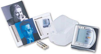 Тонометр автоматичний на зап'ясті Microlife BP W100, Швейцарія, фото 2