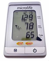 Тонометр автоматический на плечо с адаптером Microlife BP A 100 plus, Швейцария, фото 2