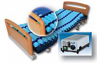 Секционный матрац, 17 секций с компрессором (ABC система), «Soft air simplex wds», ADL, Германия