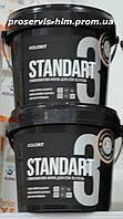 Kolorit  Standart 3  , краска Колорит Стандарт 3,база А 4,5л