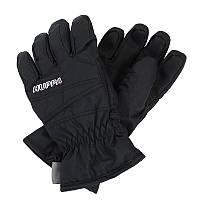 Перчатки зимние для мальчика, модель KERAN, цвет black