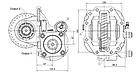 Коробка відбору потужності Aber на SCANIA TF10017P, фото 2